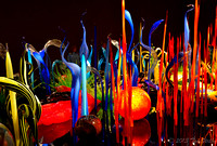 Chihuly Exhibit Seattle