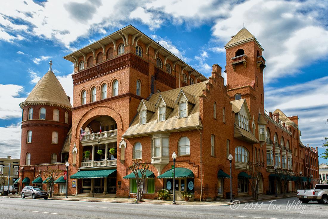 Windsor Hotel Downtown Americus, GA_838-Edit