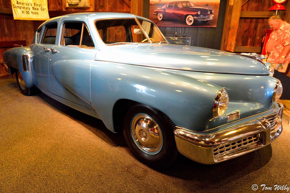 1948 Tucker sedan.